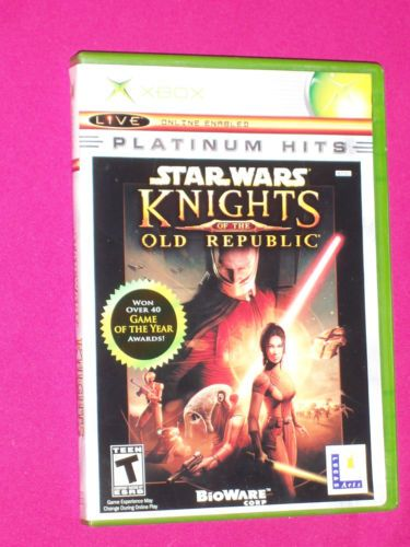 Star-Wars-Knights-of-the-Old-Republic-1-Complete-Xbox-Game-Xbox-original-2005