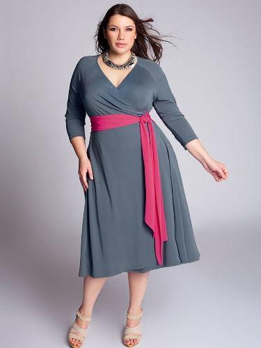 Plus size A Line Dresses for Women