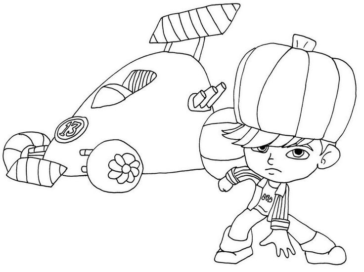 Gloyd Orangeboar Picture Wreck it Ralph Coloring Sheet ...