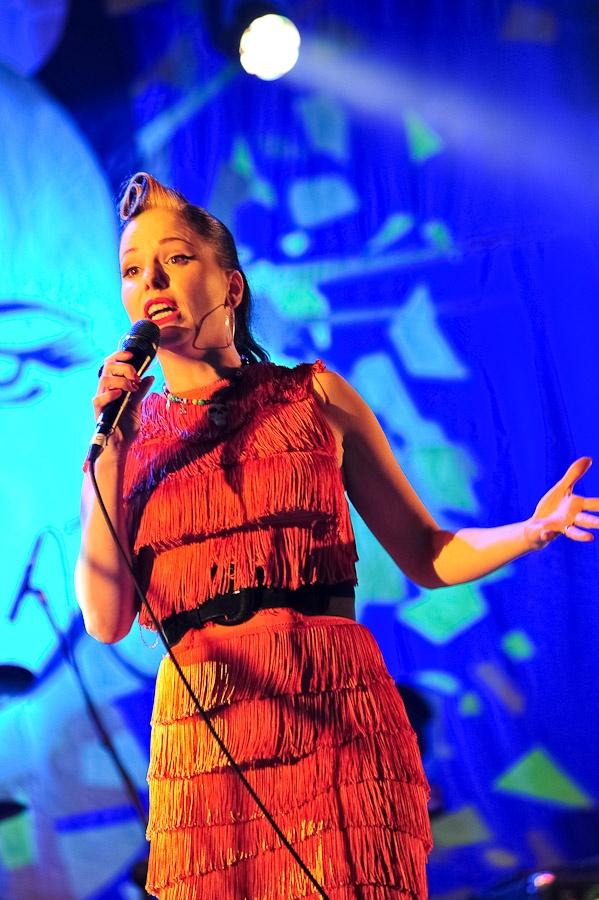 NYE Dublin Countdown Concert - Imelda May