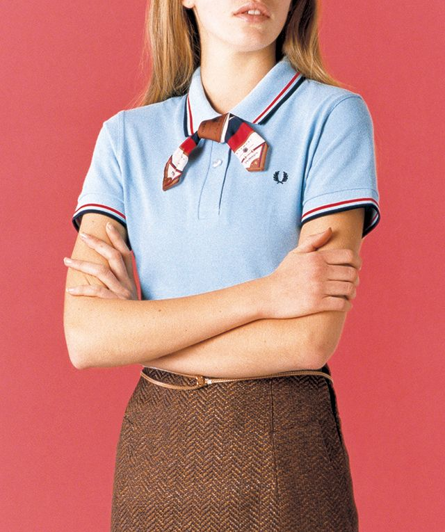 Fred Perry+Dress&Co.
