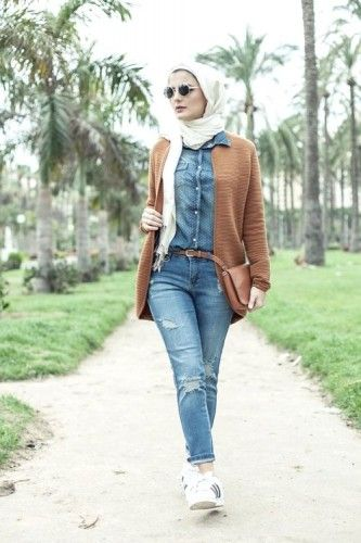 block colors hijab outfit, 27dresses winter collection 2016 http://www.justtrendygirls.com/27dresses-winter-collection-2016/