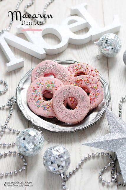 La tana del coniglio: Macarons Donuts