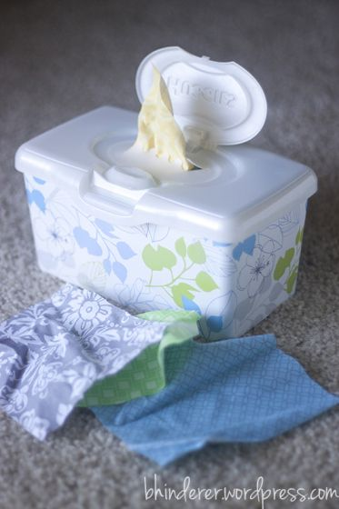 Not just for SPD, any toddler who loves To pull out all the wipes would love this!