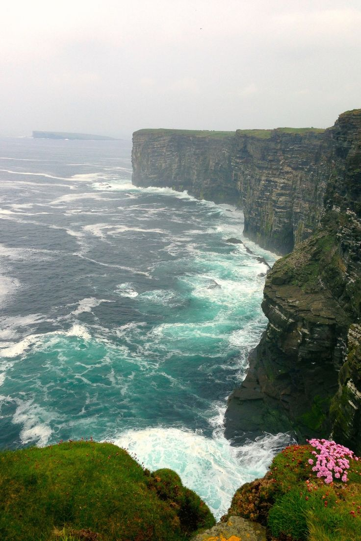 Ethereal landscapes nature photography by donna geissler - Marwick Head Orkney Islands Scotland By Fastcat