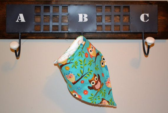 Check out this item in my Etsy shop https://www.etsy.com/listing/468142662/the-classic-bandana-woodland-owl-cotton