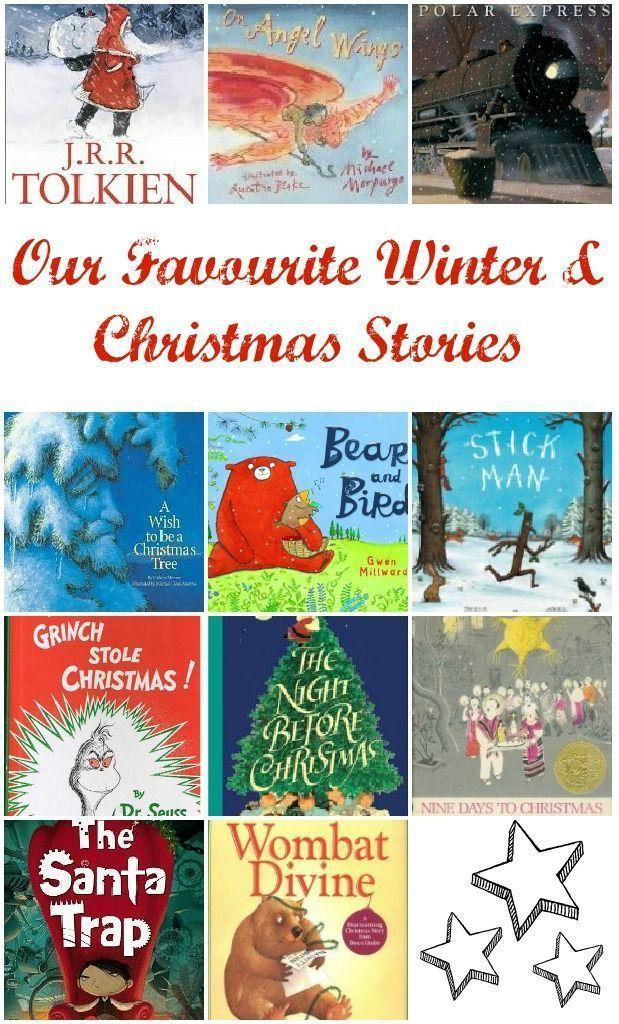 Best 25+ Christmas stories for children ideas on Pinterest ...