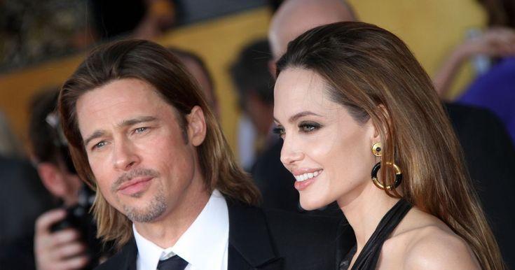 Brad Pitt refuse de signer la demande de divorce d'Angelina Jolie