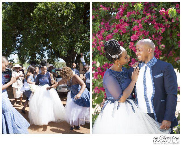 Katlego and Lebogang�s Traditional Wedding {Rustenburg}