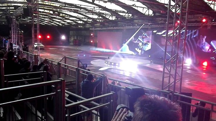 L'ingresso di Ken Block con la nuova Ford Focus RS