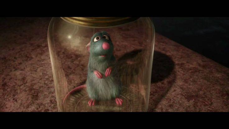 Ratatouille Trailer Español HD