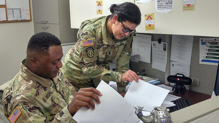 Fort Campbell Defense Military Pay Office exceeds Army standard in annual inspection
