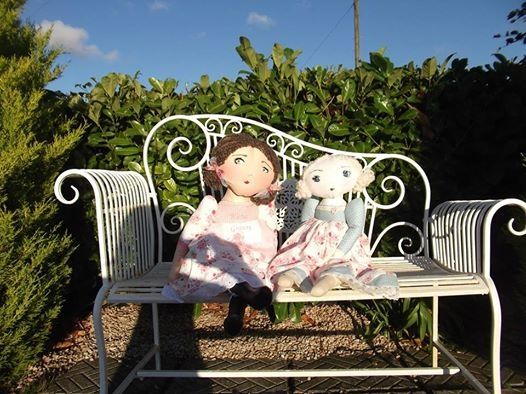 Sew Pretty Dolls and Bears are bespoke Handmade Memory Gifts created from your Special Dates, your Children's or Loved Ones clothing, 0r just something that is very Special to you. Personalised especially for you or your child to reminisce and can be cherished for generations to come.
