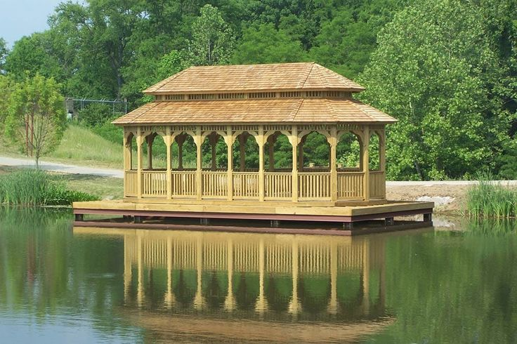 Wooden Gazebos For Sale from Lancaster County Backyard. This custom built gazebo will transform your backyard into an inviting place to spend time with family and friends. Get a Free Quote by calling (267) 638-6983