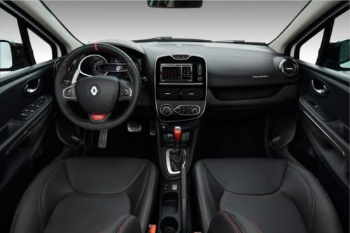 Clio RS 220 Trophy Interior