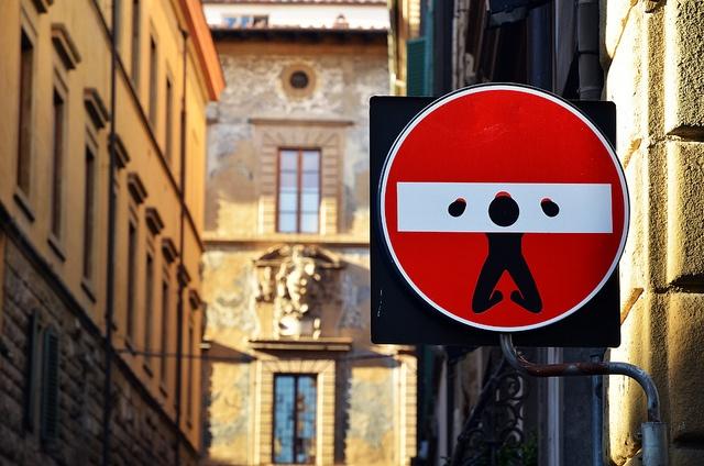 Clet Abraham, Firenze