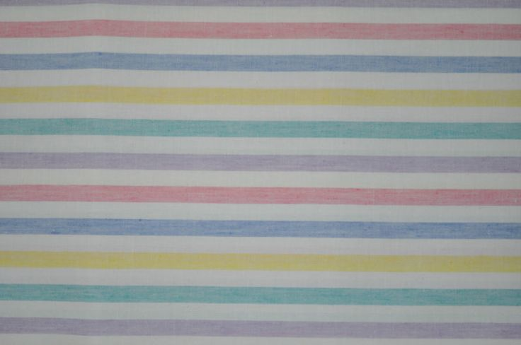 Flannelette Striped Sheets