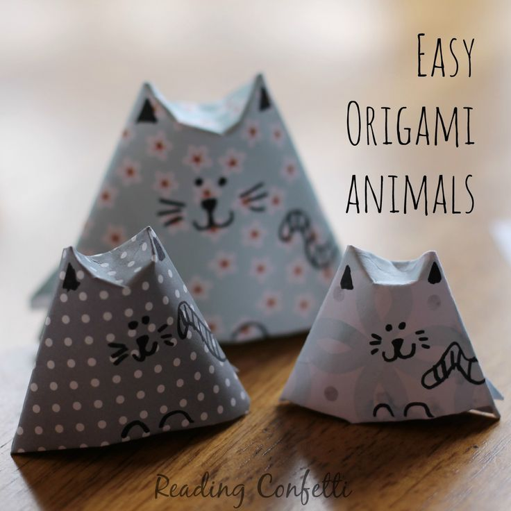 25 best ideas about origami animals on pinterest easy