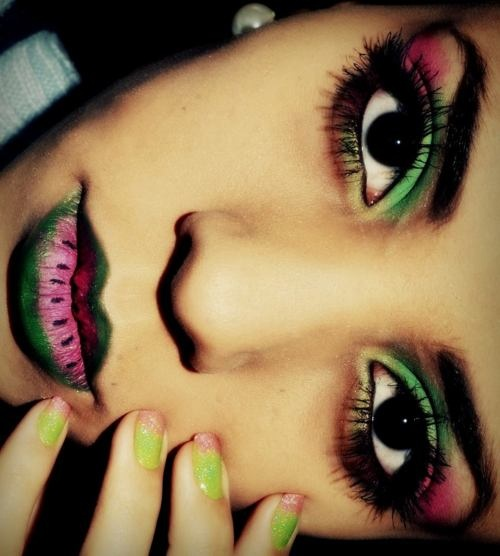 Make-up !