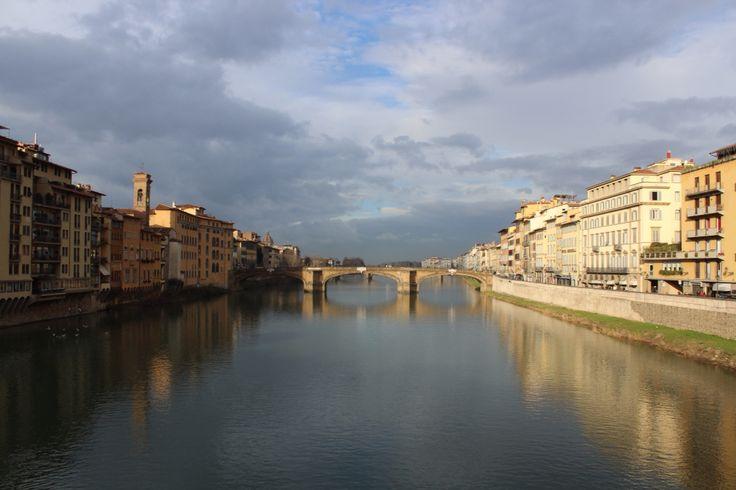 Morning walk in Florence