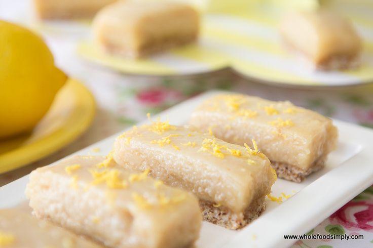 Lemon Deliciousness; better known as Lemon Slice #WholefoodSimply