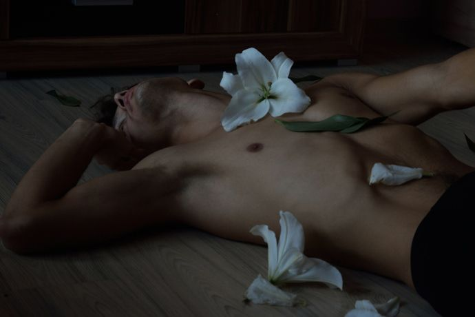 Boredom, Lilies & Oranges by Xander Hirsh