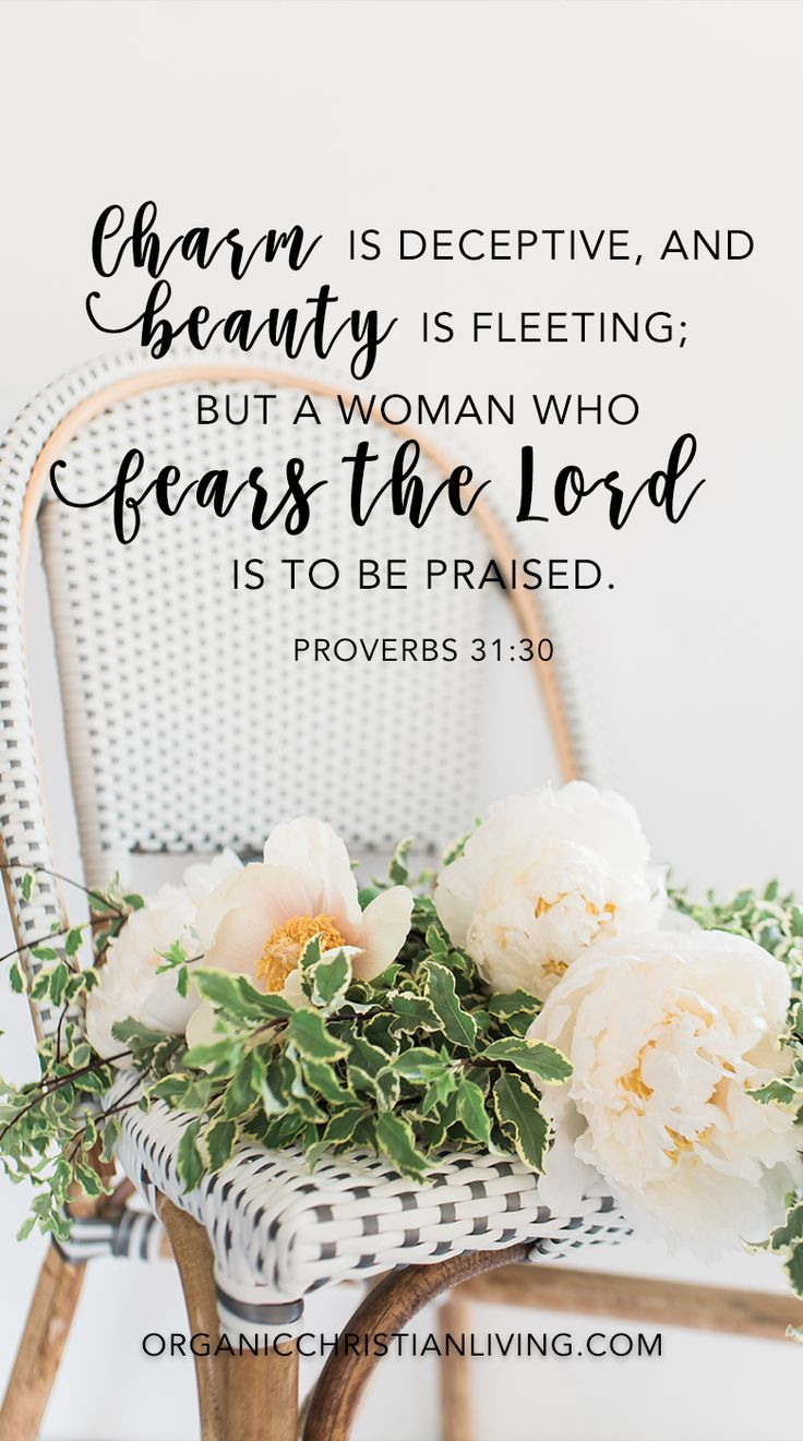 Scripture Quotes | Bible Quotes | Christian Quotes | Bible Verses Quotes | Scripture Verses | Proverbs 31:30