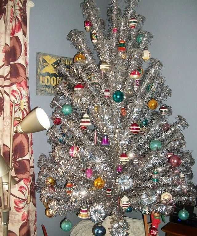 50 Of Contemporary Vintage Christmas Tree Decorations Uk Check More At H Aluminum Christmas Tree Retro Christmas Decorations Vintage Christmas Tree Decorations