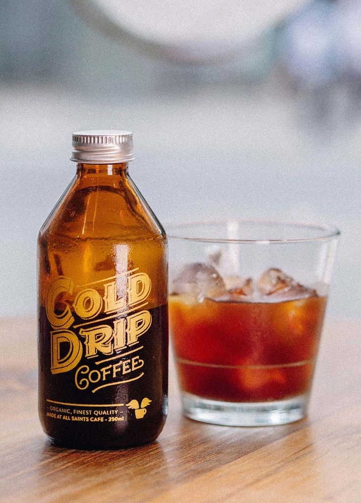 Cold Drip® Coffee