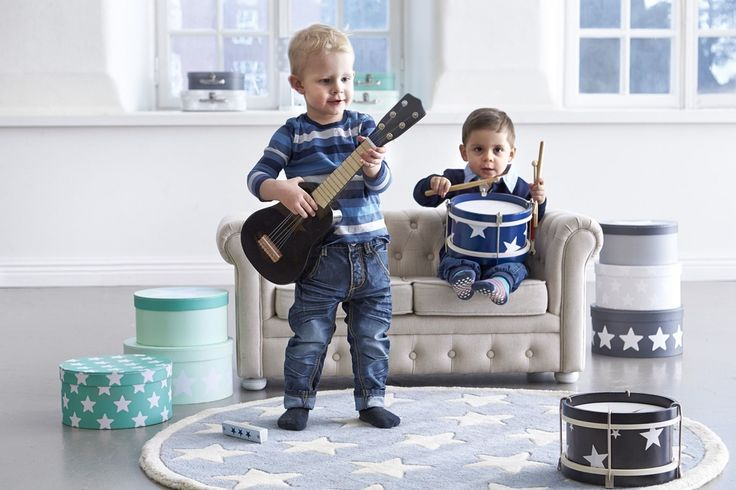 Köp Kids Concept Soffa Beige | Barnrummet Barnmöbler | Jollyroom