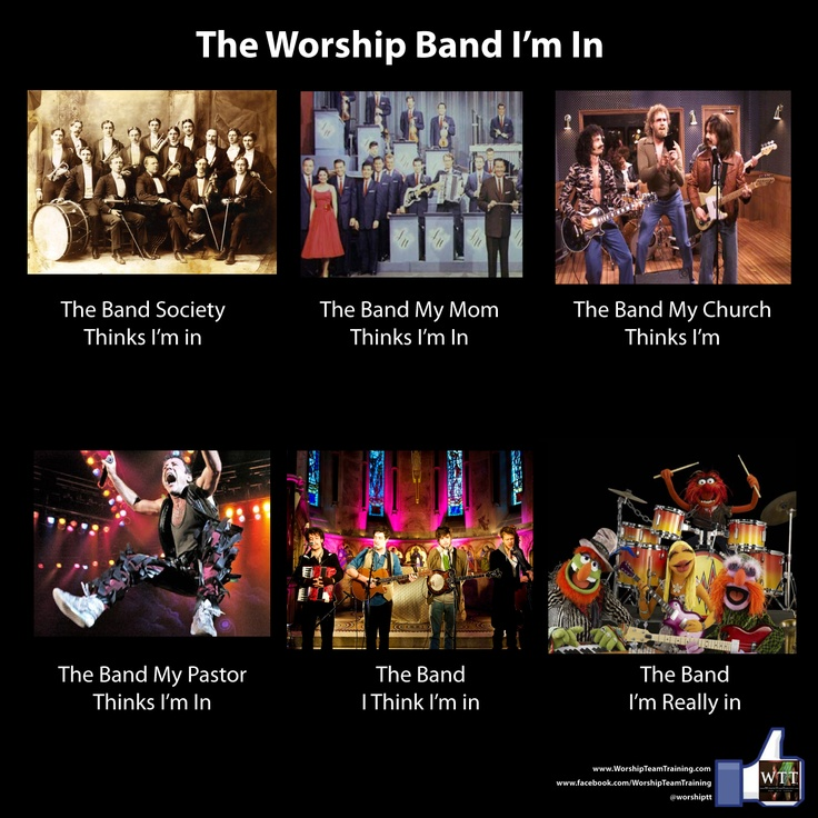 how to start a worship team