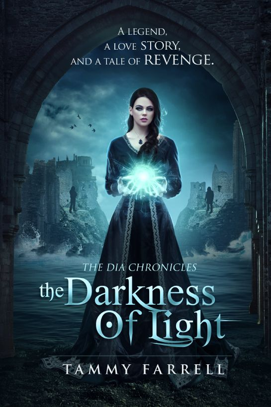 The Darkness of Light by Tammy Farrel. Gorgeous cover! Releases Jan 28, 2014!