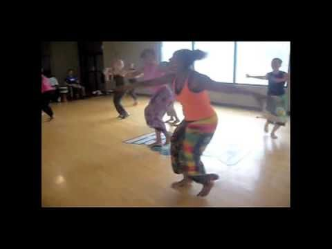West African Guinea Dance