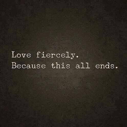 Love Fiercely. #elephantjournal