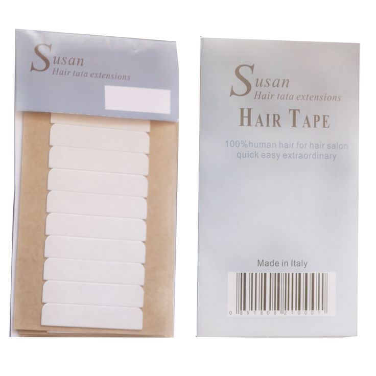 Wholesale high quality top quality  Susan  Italy  strong hair extension  tape / hair tape /