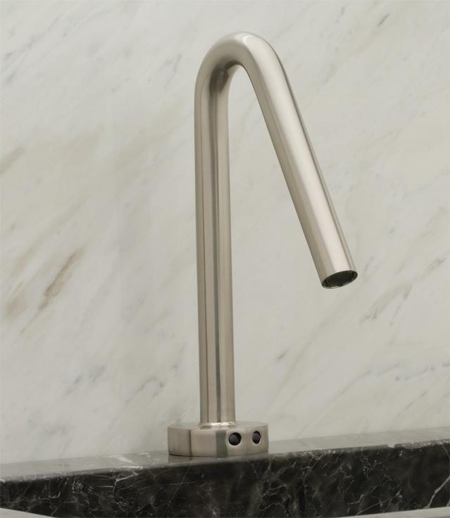 Minimalist Bathroom Items: Ultra Modern Automatic Faucet Sleek & Minimalist FA400