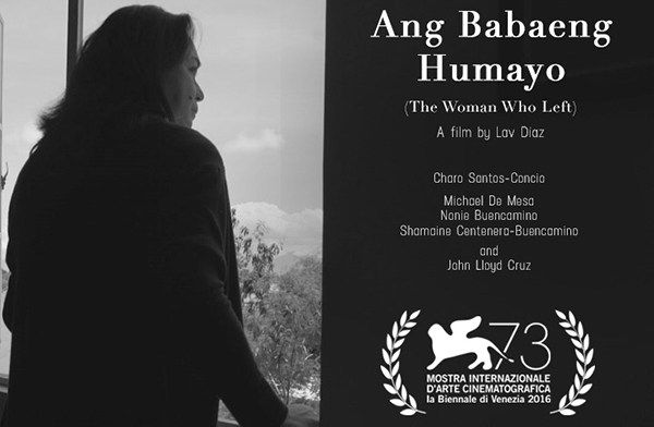 The Woman Who Left – Lav Diaz