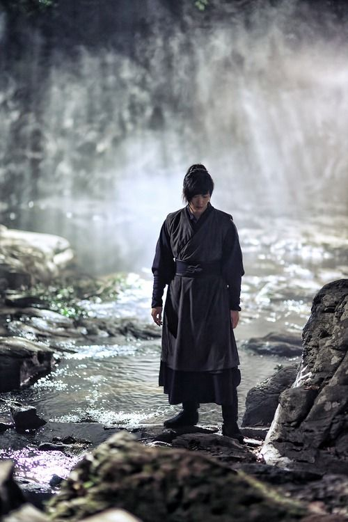 Choi Jin Hyuk is Wol Ryung in Gu family book