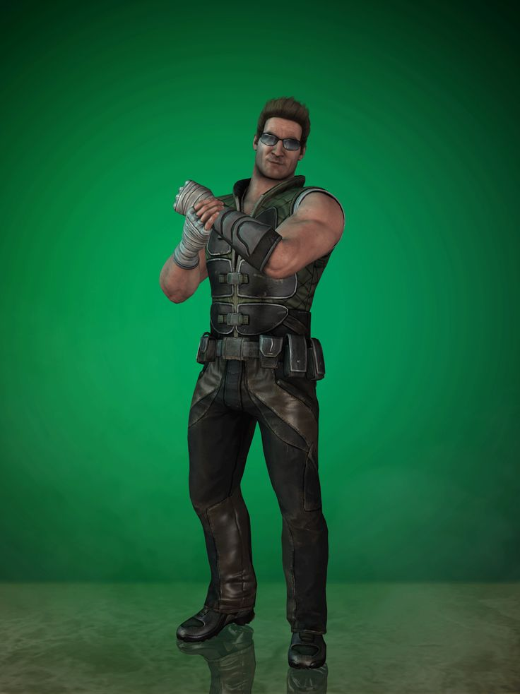 johnny cage by airachnid1301 - photo #2