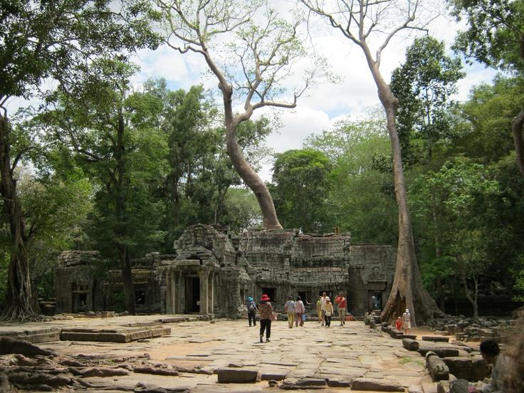 Somewhere in Siam Reap, Cambodia