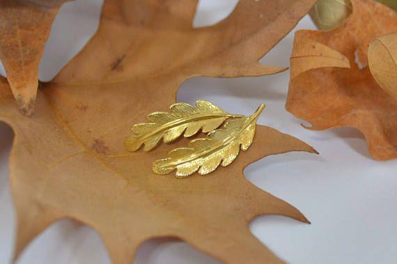 Leaf Gold Climbers Solid 18k Gold Earrings Gold Ear Sweep Ear