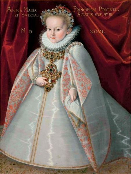 Anna Maria Waza (Vasa), daughter of King Sigismund of Sweden, and as Sigismund…