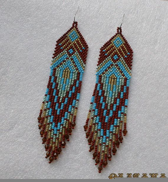 how to make bead necklace and earrings