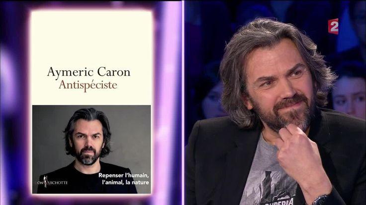 Aymeric Caron - On n'est pas couché 9 avril 2016 #ONPC