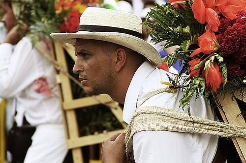 El Silletero, Medellin Colombia 2010: Photo