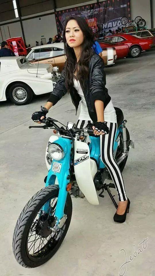 Honda Cub 50cc