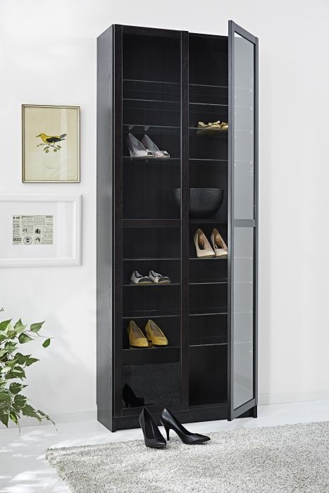 a billy bookcase works as well in the bedroom as it does in the study instead of books use it. Black Bedroom Furniture Sets. Home Design Ideas