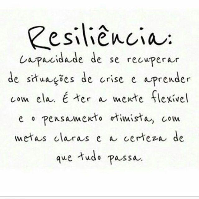 Significado portugues resiliente Significado de