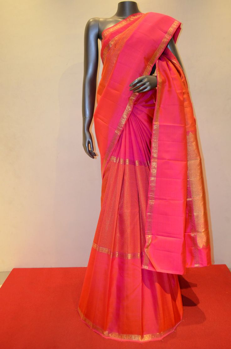 Bridal Sarees | Buy Exquisite Traditional Kanjeevaram Silk Saree Online