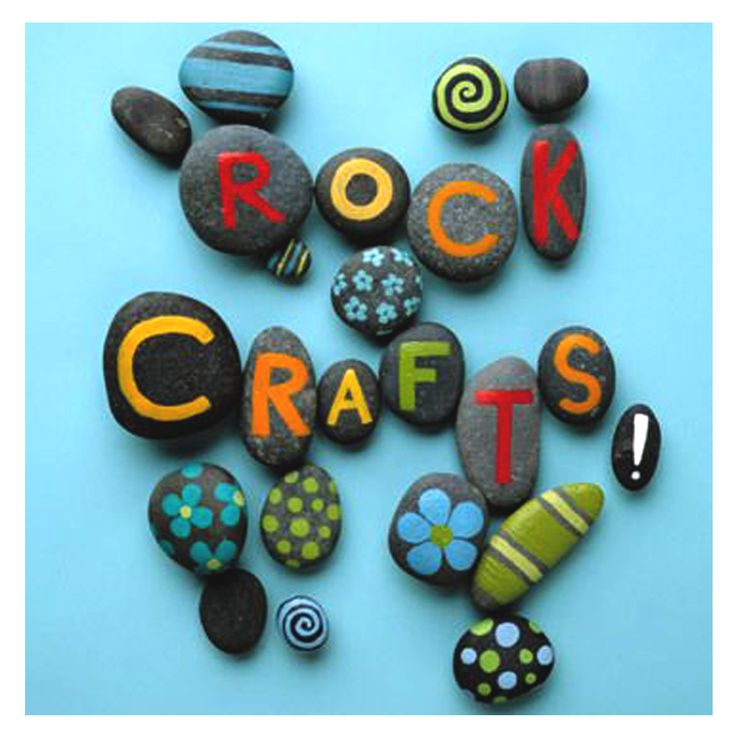 Rocks, there are all around and you can transform them to something special for your decoration, to a gift, to a game or to memories. You can choose...